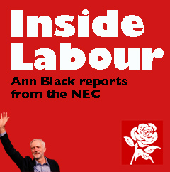 Inside Labour ann black from NEC