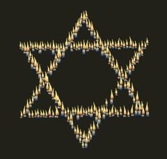 star of david memorial antisemitism