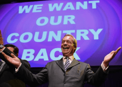 Nigel Farage got what he wanted