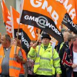 Public-sector-workers-and-members-of-the-GMB-union
