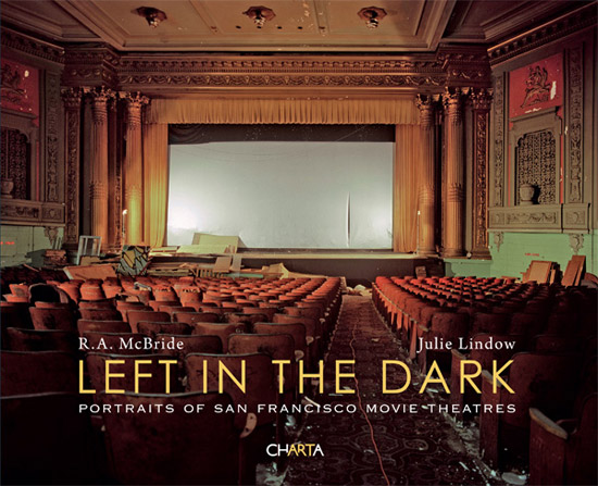 Left in the Dark cover image