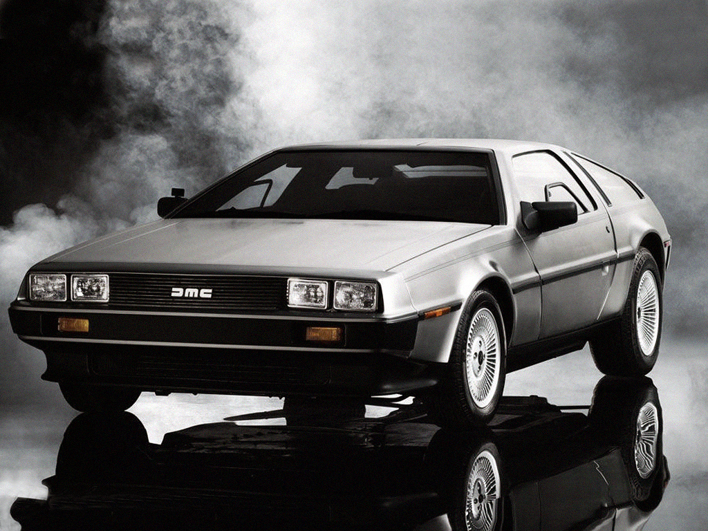 John Delorean and the DMC-12