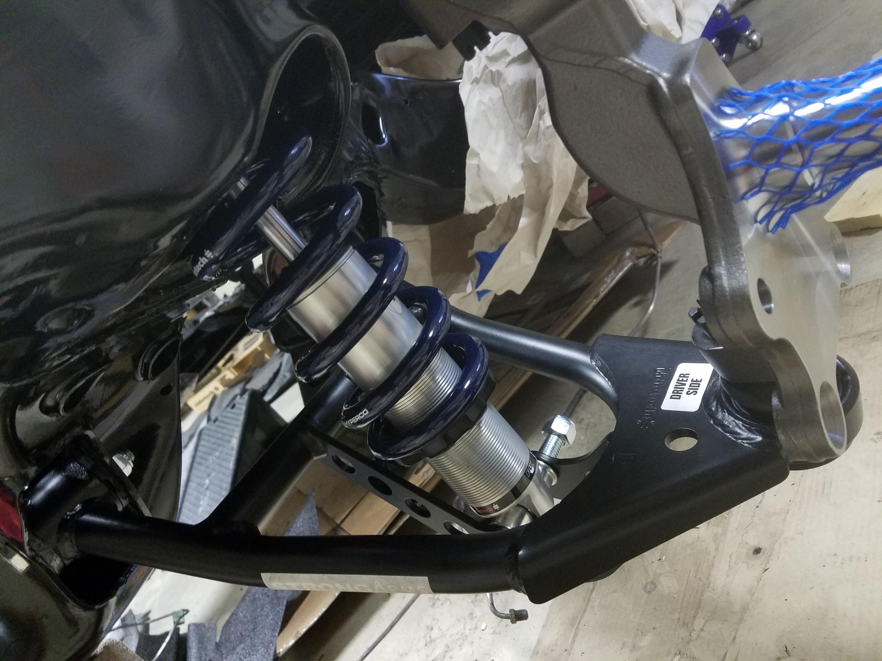 Ridetech Coilover Suspension