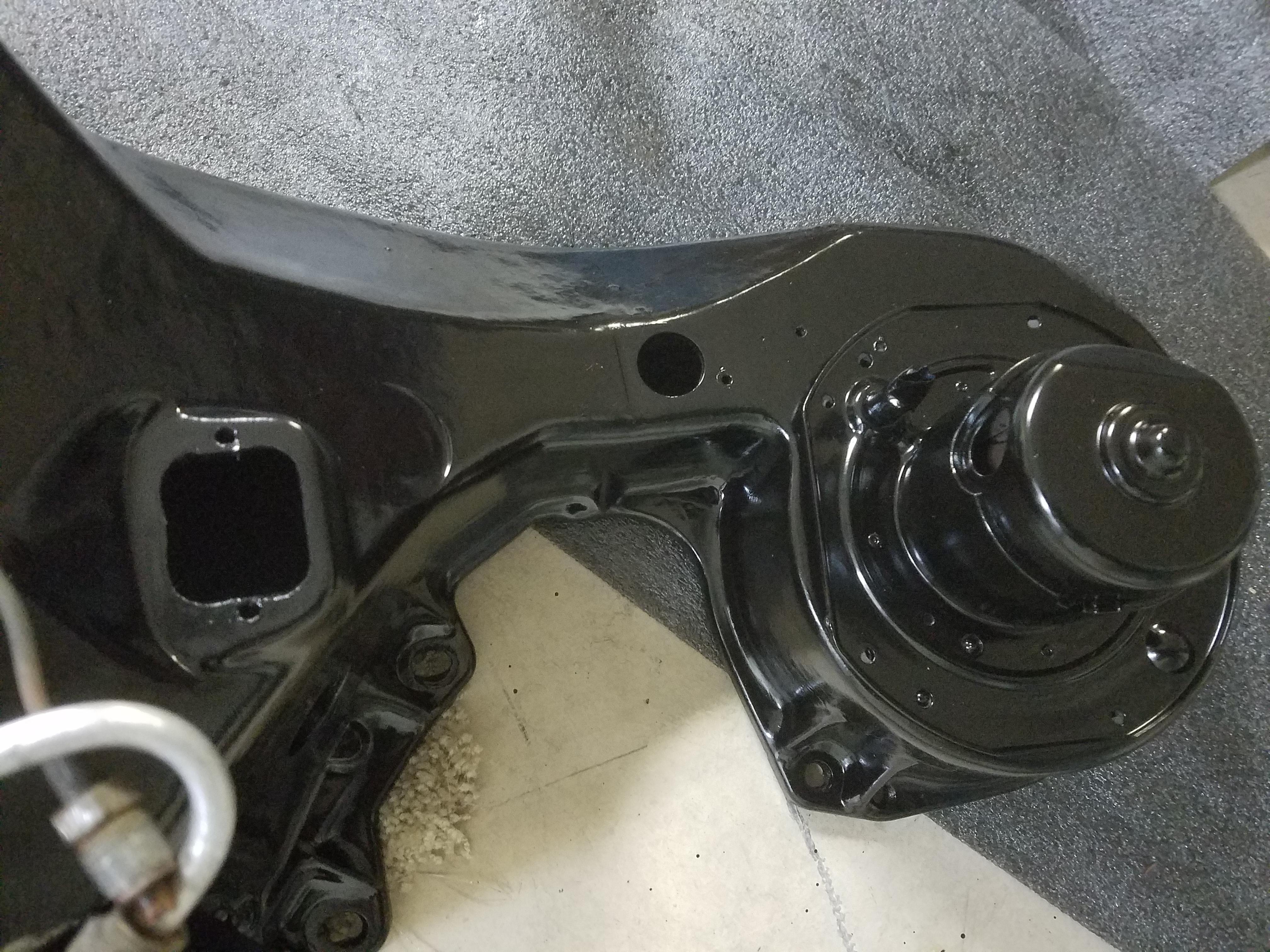 Heater Box Rebuild - GM A Body - LEFT LANE BRAIN