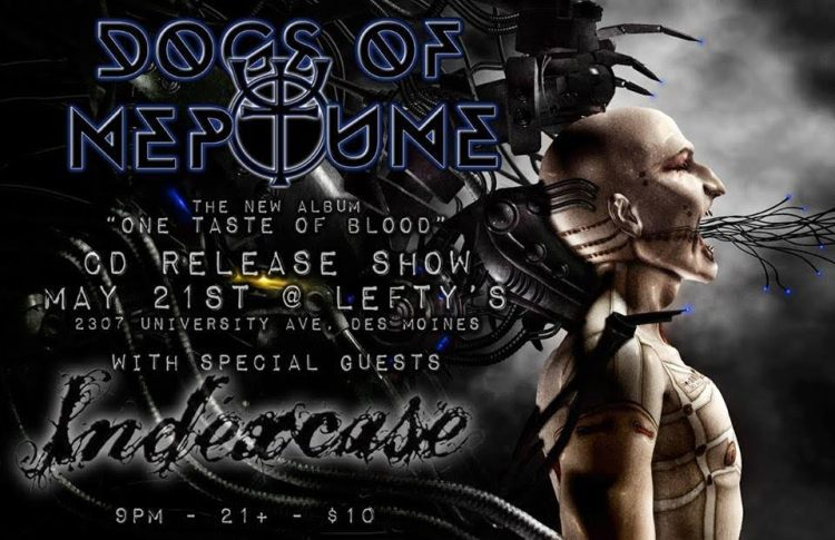 Dogs Of Neptune Cd Release Party With Index Case