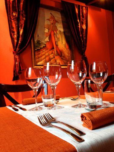 restaurant à Sirault