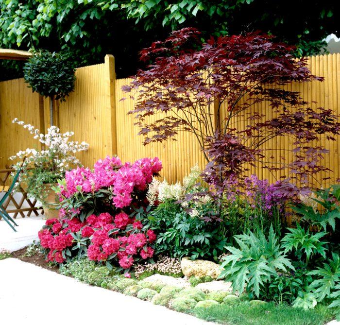Un jardin japonais pour votre r ception de mariage le - Deco japonaise jardin ...