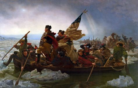Emmanuel Leutze (1816-1868), Washington Crossing the Delaware