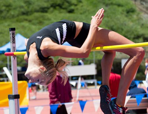 Image by: SD Dirk: High Jump Triton Invitational 2011