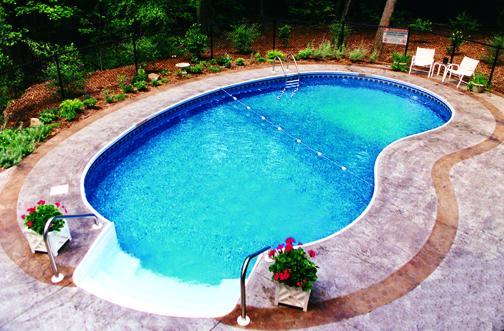 Matrix Pool Gallery Kidney Pool Designs