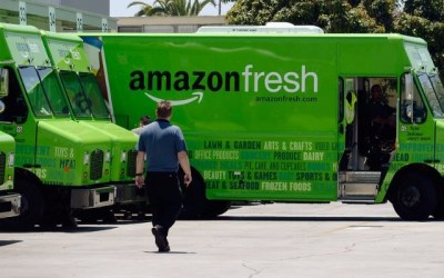 Does Amazon's Rumored Jet Lease Signal a Challenge to Walmart's Retail Supply Chain Supremacy