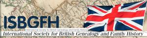 genealogy conferences British Institute