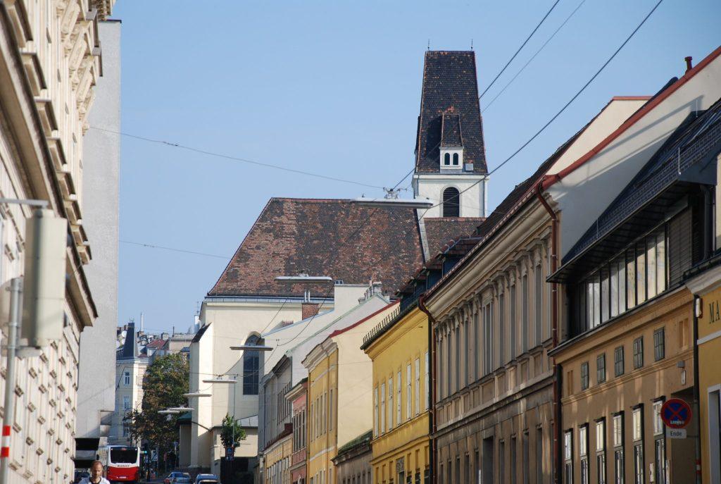 genealogy research in Vienna