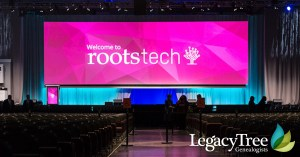 Legacy Tree Genealogists at RootsTech 2018: Schedule of Events