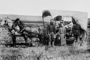 following your ancestors west