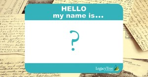 Digging Through Name Changes: The Challenge of Dealing with Aliases in Genealogy Research