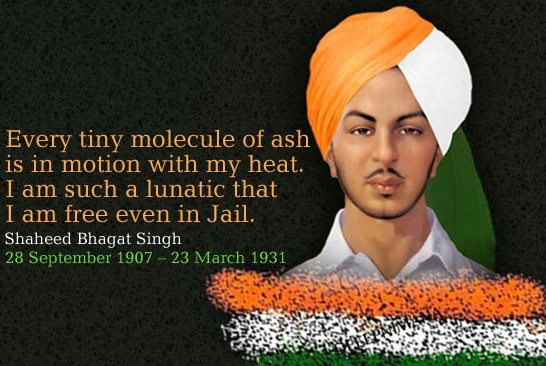 #1 Revisiting Independence : Burn Hard As Bhagat Singh
