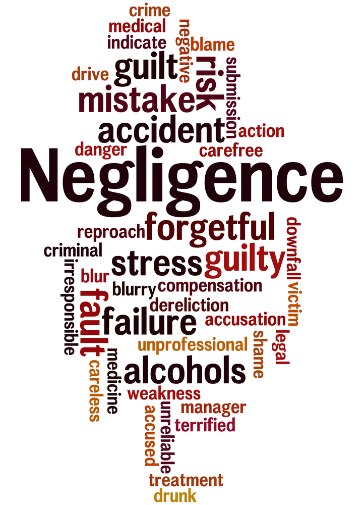 Tortious Liability - Negligence