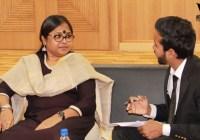 Interview: Sushma Sahu at Legal Bites