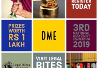 3rd DME National Moot Court Competition 2019