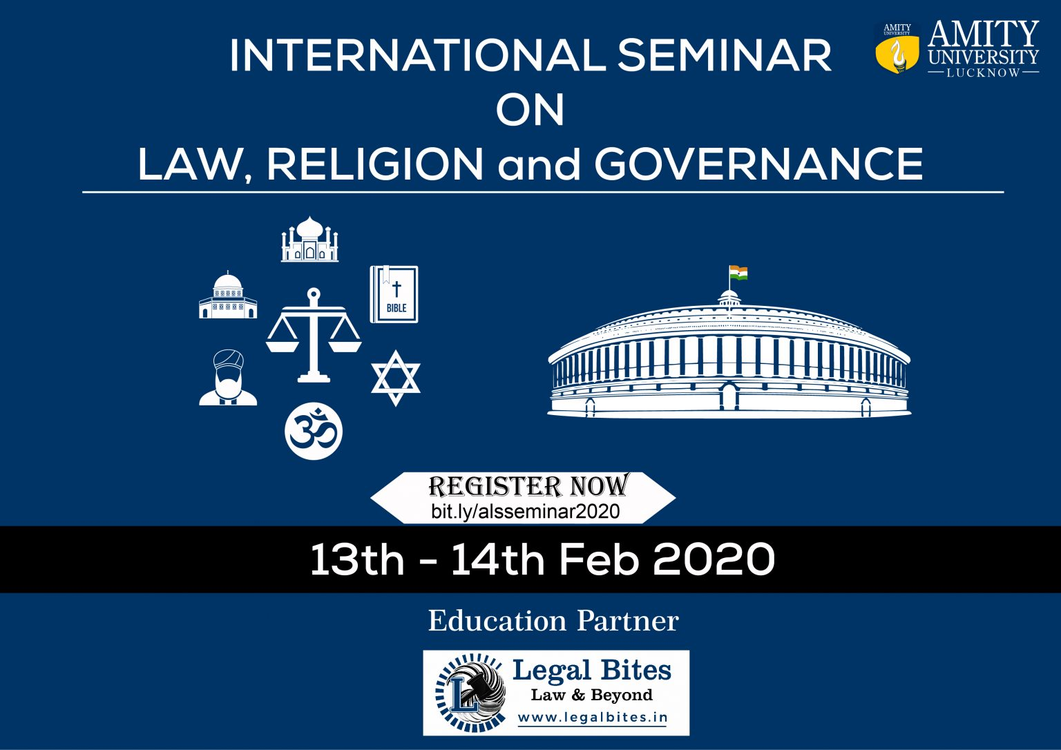 International Seminar on Law, Religion & Governance: Issues & Challenges 2020