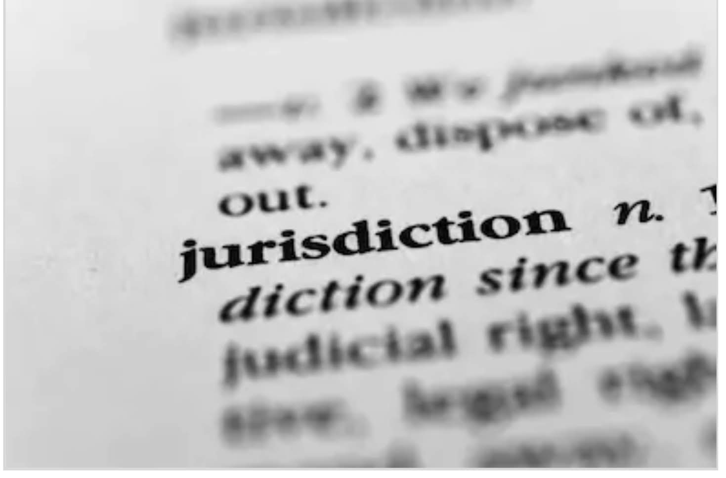 Determination Of Jurisdiction For Inquiry And Trial Of Offences