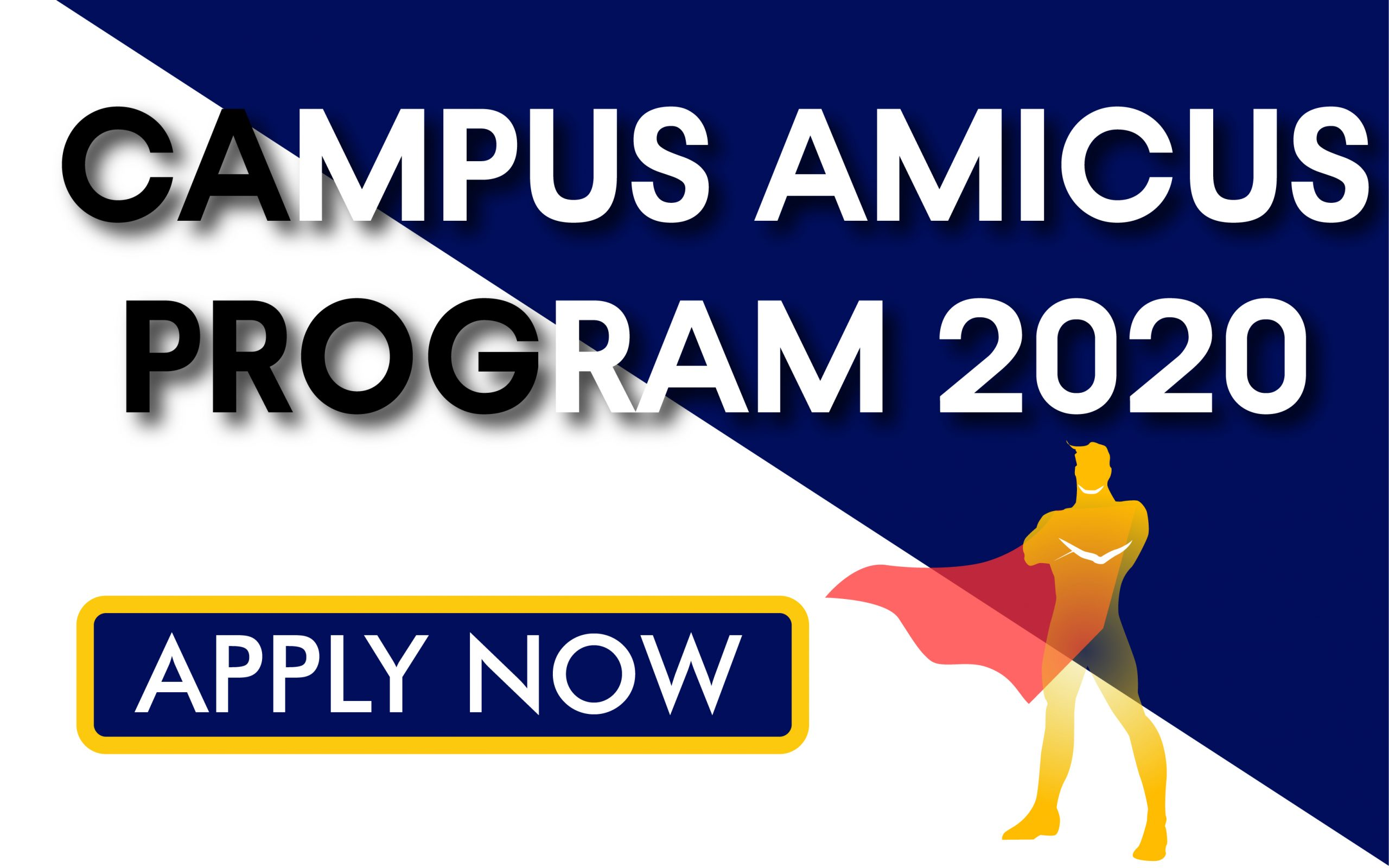 Campus Amicus Program 2020