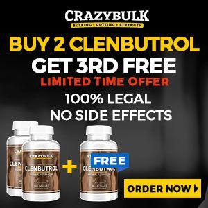 CrazyBulk Clenbutrol