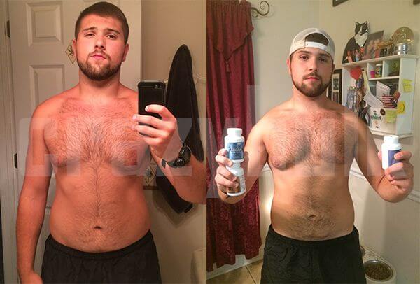 clenbuterol Before and After Results