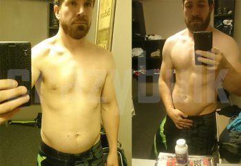 Clenbuterol Résultats avant et après les photos