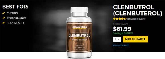 Buy Clenbuterol in UK