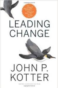 Gestire il cambiamento nelle organizzazioni