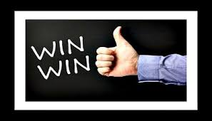WE STRIVE TO CREATE A WIN WIN SITUATION FOR OUR CLIENTS