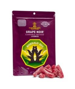 Grapenoir licorice