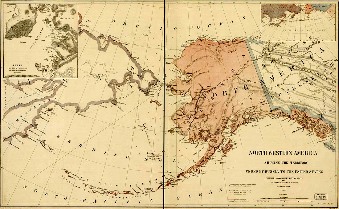 State Constitutions Alaska The Legal Genealogist - Is alaska in the united states