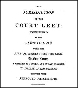courtleet