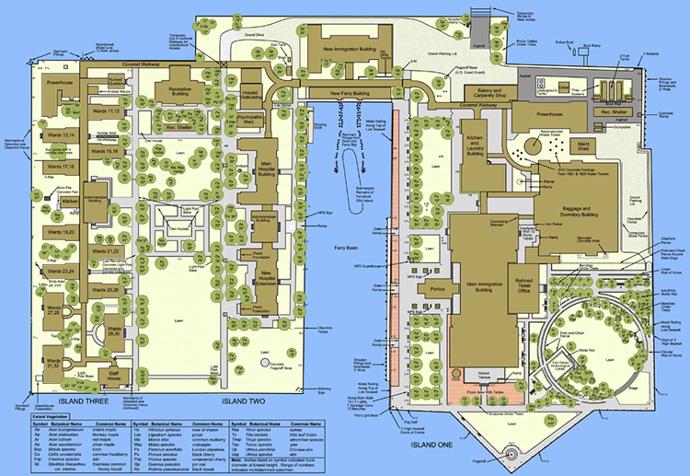 The Closing Of Ellis Island The Legal Genealogist - Ellis island on us map