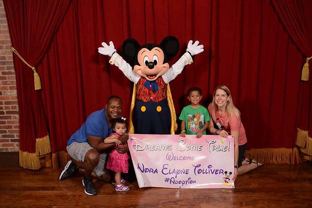 Disney adoption