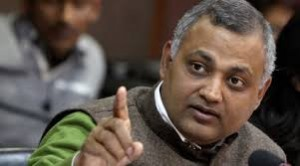 HC dismisses Somnath Bharti's bail plea, faces arrest