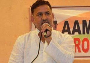 AAP MLA Mahinder Yadav gets bail in rioting, assault case