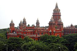 "Madras HC orders transfer of ""Nazir"" for disrespecting ADJ"