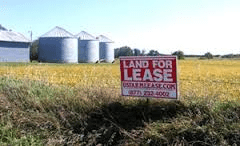 leased land