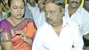 Court issues arrest warrant against Vijayakanth, wife