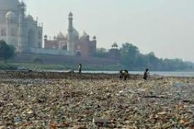 UP making millions from Taj Mahal yet unable to protect it:NGT
