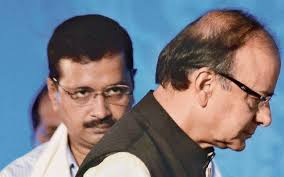 Jaitley opposes Kejriwal's plea against summoning order
