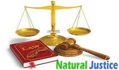 natural jutice