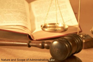 Administrative Law In India