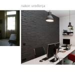 Uređenje interijera poslovnog prostora
