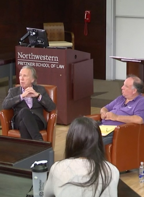 """""""New Legal Services for the New World"""": Northwestern School of Law"""
