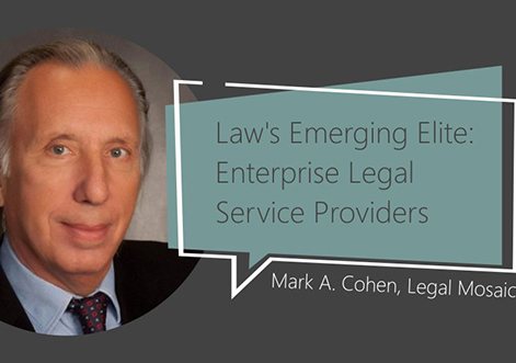 Mark A. Cohen to visit Bucerius Law School November 2019